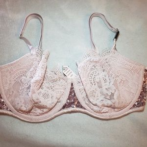 Victoria's Secret Unlined Bra NWT